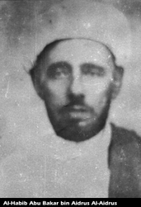 Al-Habib Abu Bakar Al-Aidrus