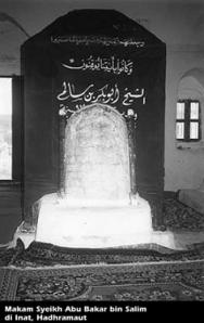 Maqam Syeikh Abu Bakar bin Salim di Inat