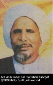 Al Habib Ja'far bin Syekhan Assegaff2